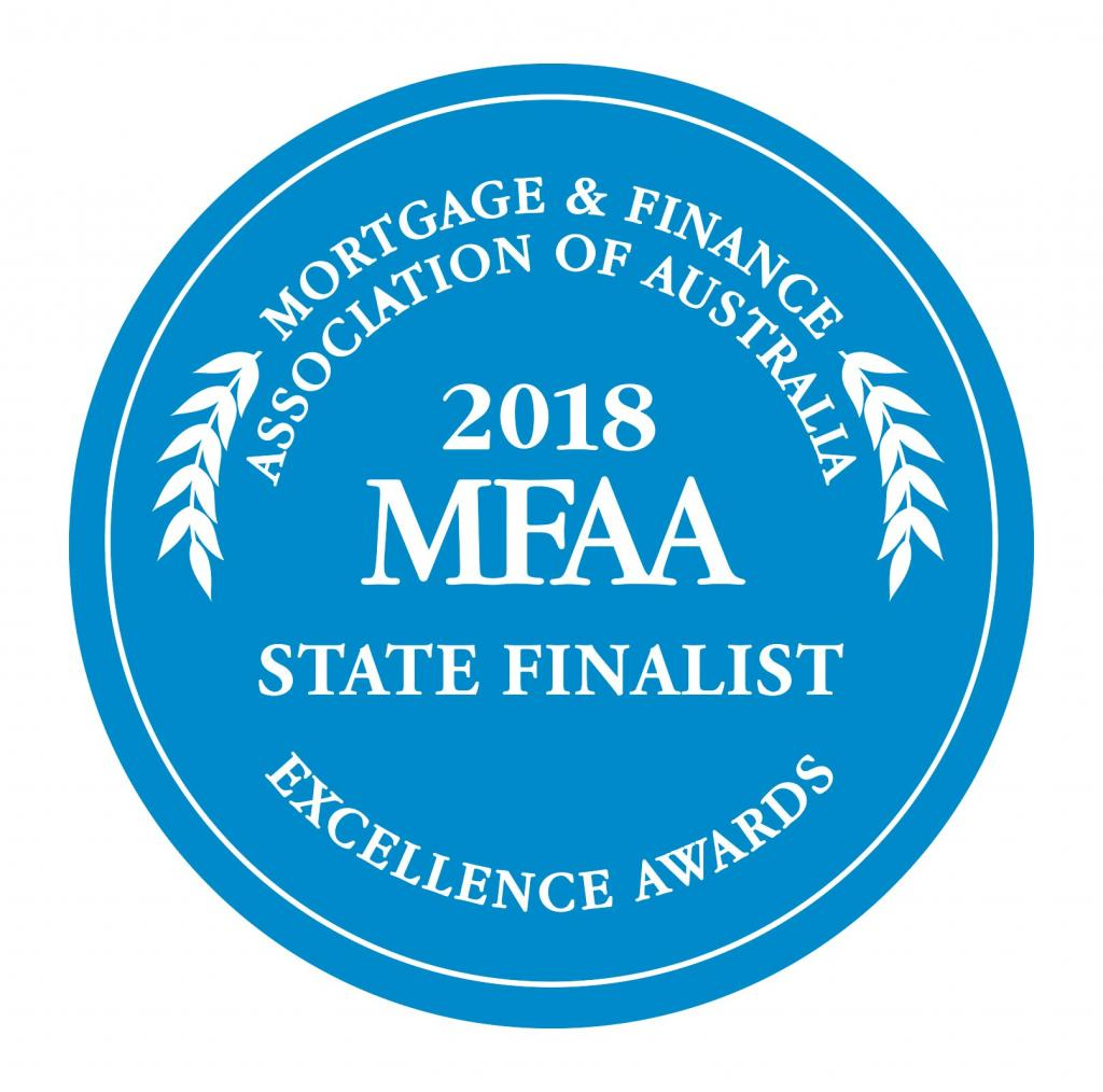 MFAA Excellence Awards State Finalist 2018